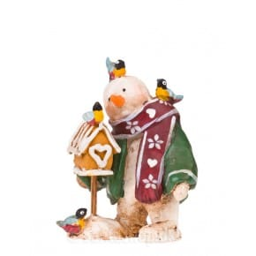 Gnomys Winter Wonderland figurer i gaveæske