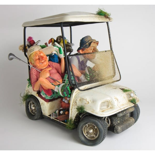 Forchino - Buggy Buddies golfbil