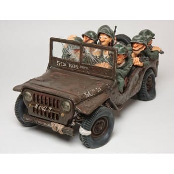 Forchino jeep - Tour of Duty