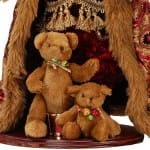 Teddy Bear julemand fra Mark Roberts